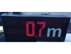 21x50 CM LED 0-10V EKRAN