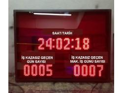 65x110 CM İŞ GÜVENLİĞİ PANOSU