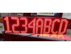 16x64 CM LED MESAJ PANOSU