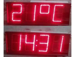 15X40 CM LED SAAT DERECE