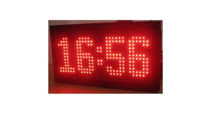 16x32 CM LED SAAT DERECE GÖSTERGE