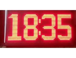 32x64 CM LED DİJİTAL SAAT GÖSTERGE