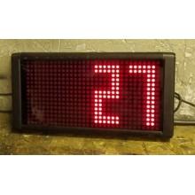 15x28 CM LED SAYICI GÖSTERGE