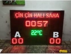 100x150 CM LED HALI SAHA SKORBORD
